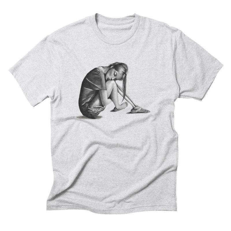 The Left Behinds Men's Triblend T-shirt by jordan's Artist Shop