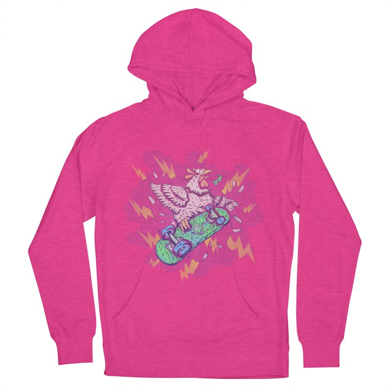 Cheepskate Women's French Terry Pullover Hoody by jordan's Artist Shop