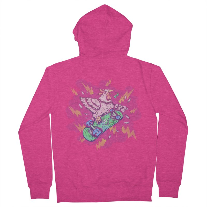 Cheepskate Women's French Terry Zip-Up Hoody by jordan's Artist Shop