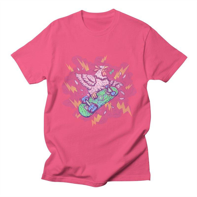 Cheepskate Men's T-shirt by jordan's Artist Shop