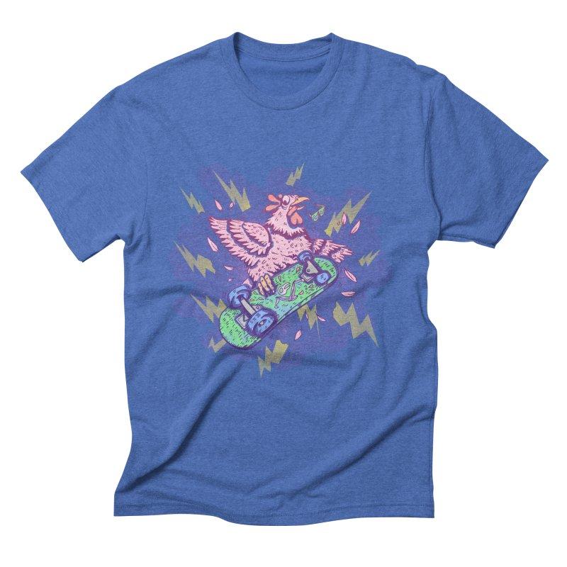 Cheepskate Men's Triblend T-shirt by jordan's Artist Shop