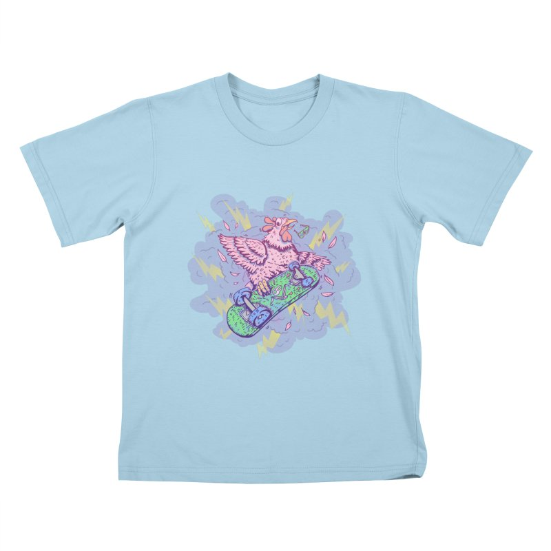 Cheepskate Kids T-Shirt by jordan's Artist Shop