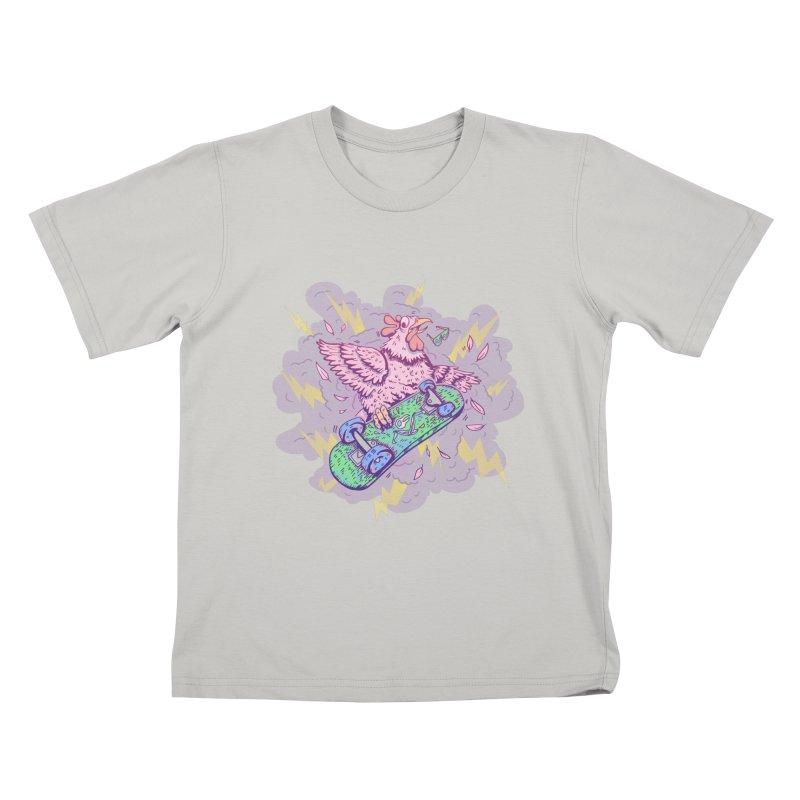 Cheepskate Kids T-shirt by jordan's Artist Shop