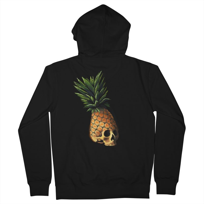 Deathly Delicious Men's Zip-Up Hoody by jordan's Artist Shop