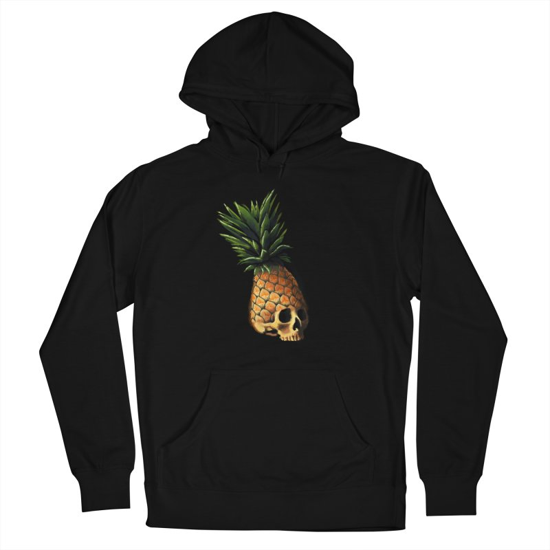 Deathly Delicious Men's French Terry Pullover Hoody by jordan's Artist Shop