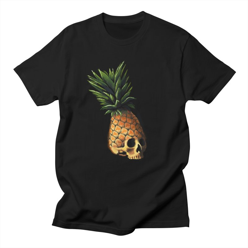 Deathly Delicious Men's Regular T-Shirt by jordan's Artist Shop