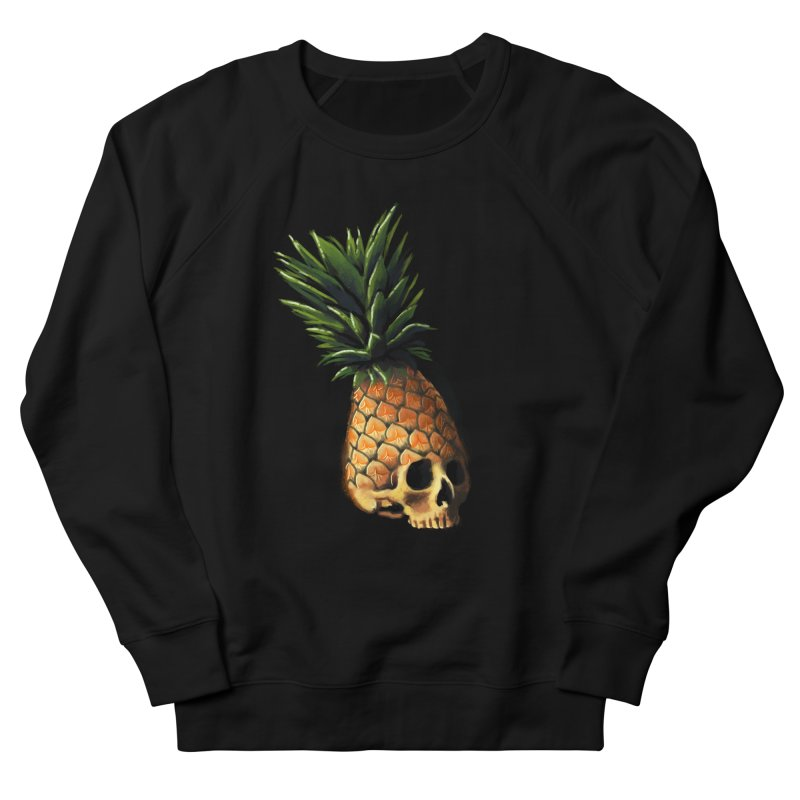 Deathly Delicious Women's French Terry Sweatshirt by jordan's Artist Shop