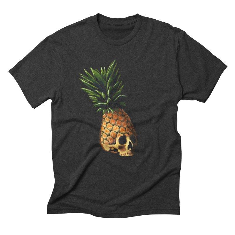 Deathly Delicious Men's Triblend T-shirt by jordan's Artist Shop