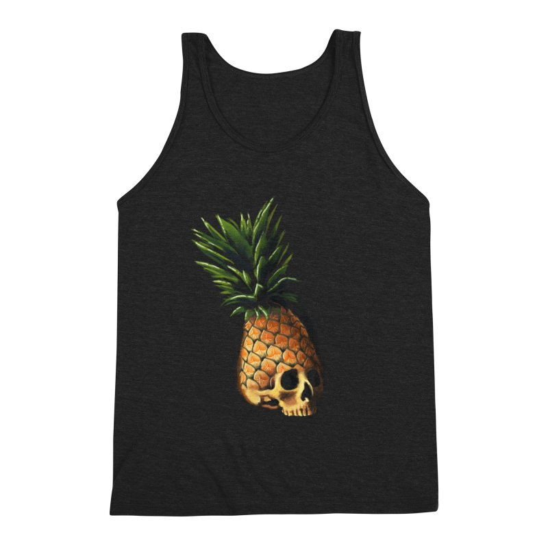 Deathly Delicious Men's Triblend Tank by jordan's Artist Shop