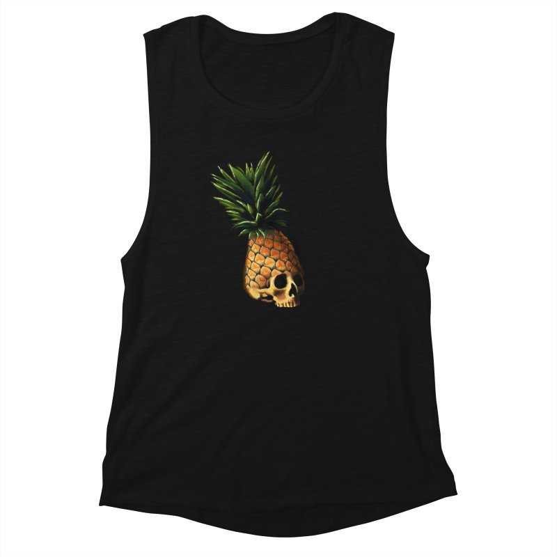 Deathly Delicious Women's Muscle Tank by jordan's Artist Shop