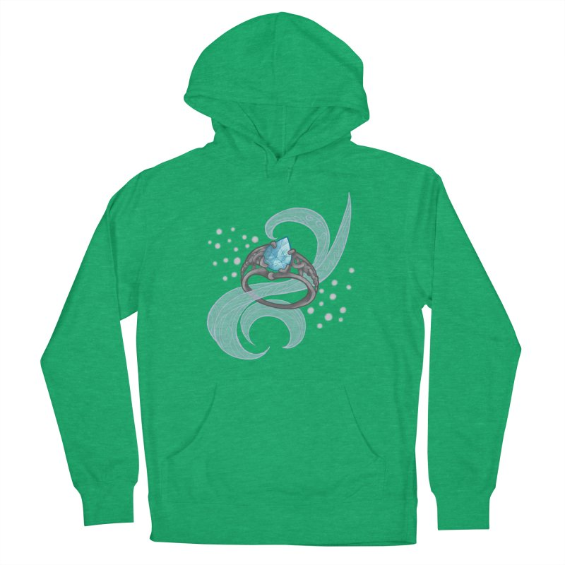Denna's Ring Women's Pullover Hoody by JordanaHeney Illustration