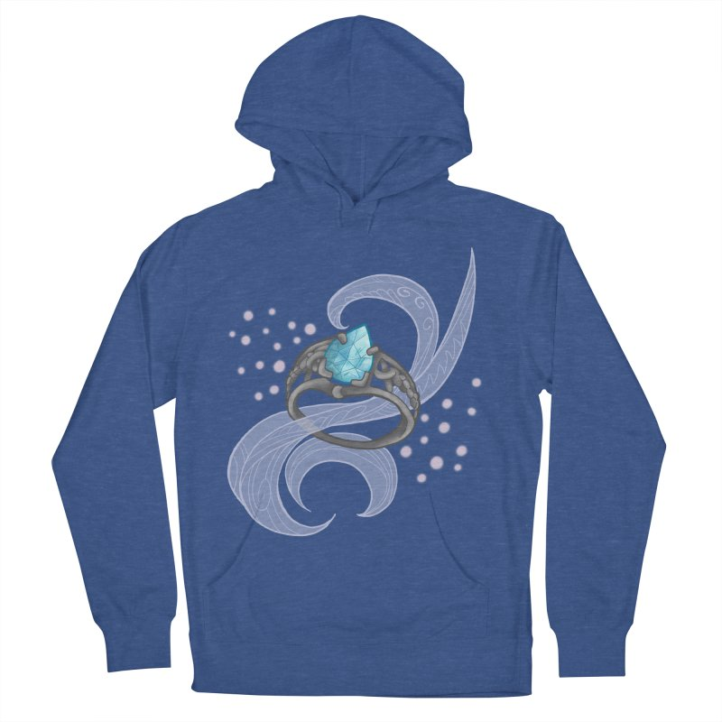 Denna's Ring Women's French Terry Pullover Hoody by JordanaHeney Illustration
