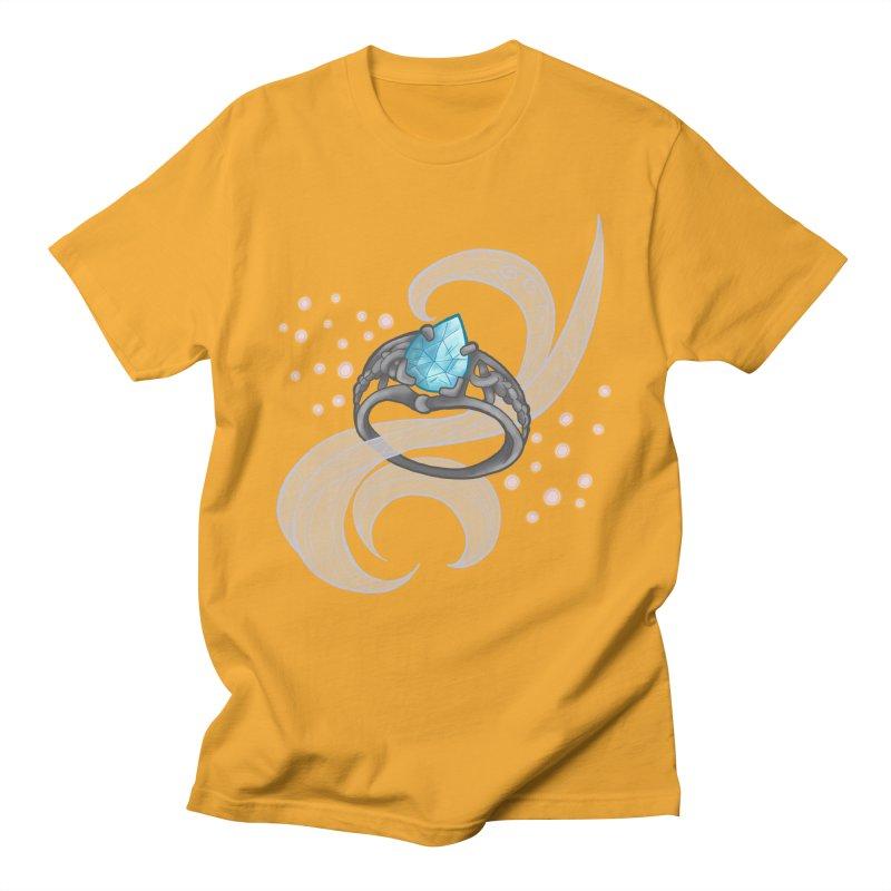 Denna's Ring Men's T-Shirt by JordanaHeney Illustration
