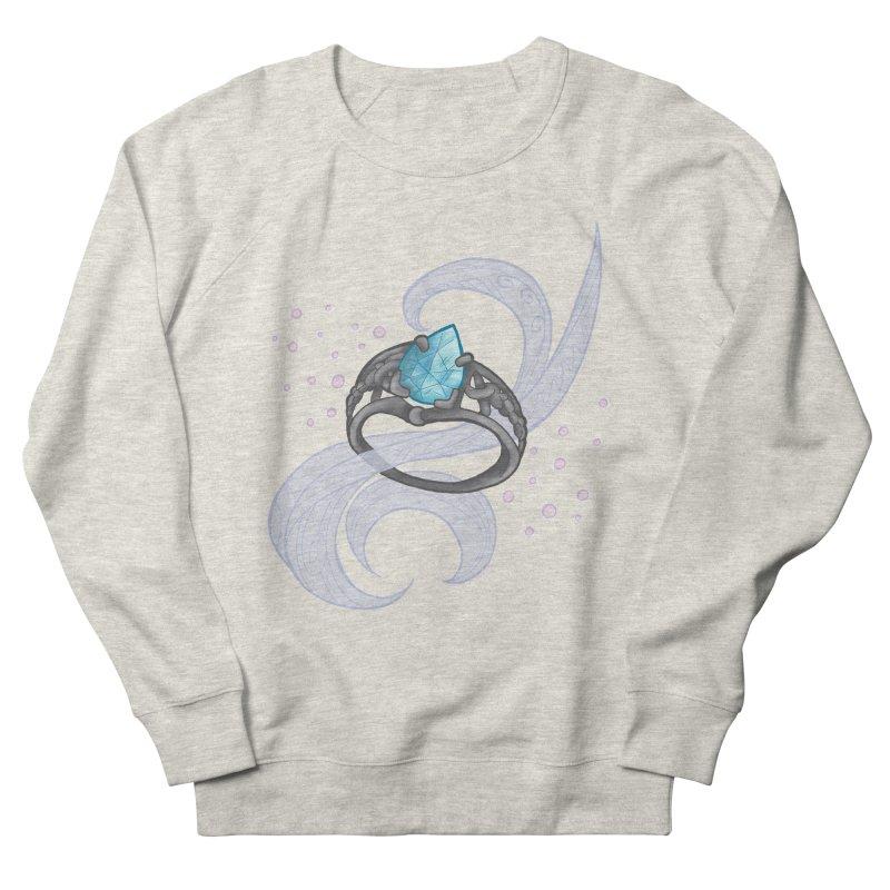 Denna's Ring Men's French Terry Sweatshirt by JordanaHeney Illustration