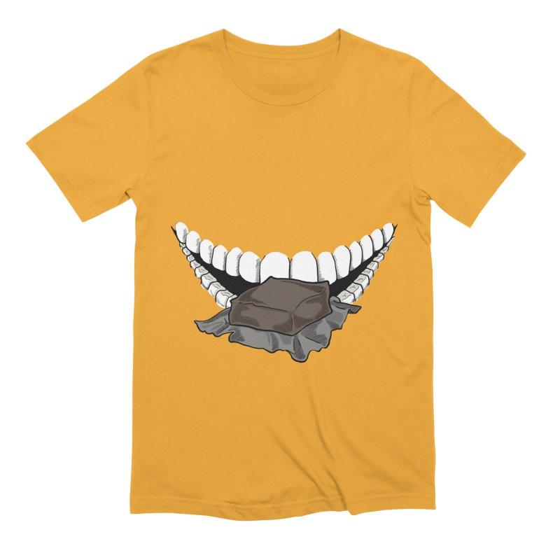 Sweet Eater Men's T-Shirt by JordanaHeney Illustration
