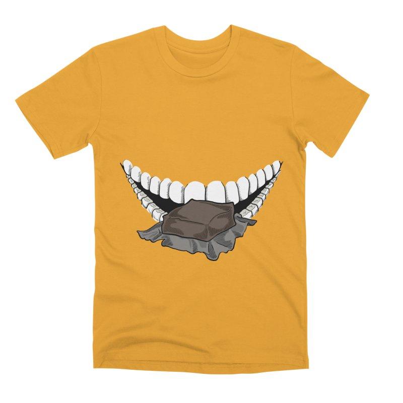 Sweet Eater Men's Premium T-Shirt by JordanaHeney Illustration