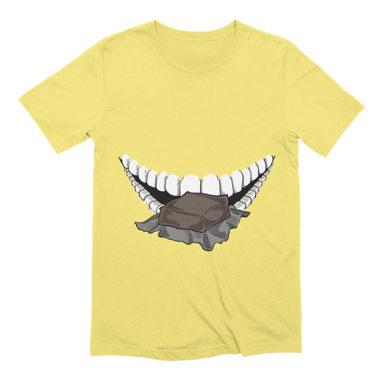 Sweet Eater Men's T-Shirt by JordanaHeney Illustration
