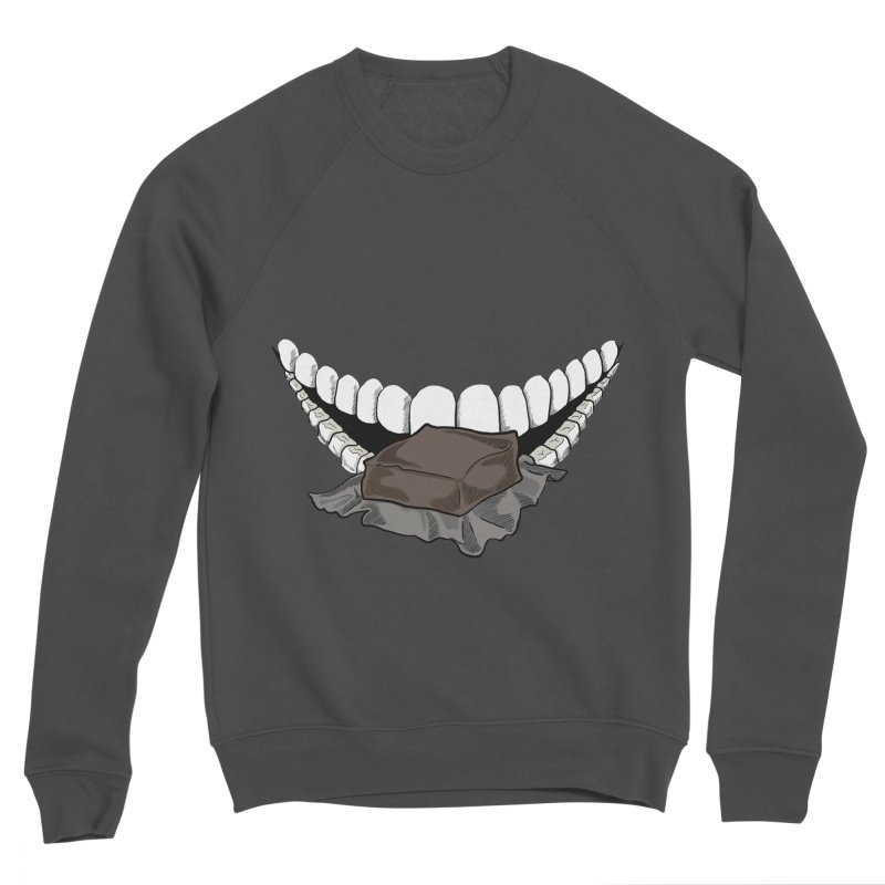 Sweet Eater Women's Sponge Fleece Sweatshirt by JordanaHeney Illustration