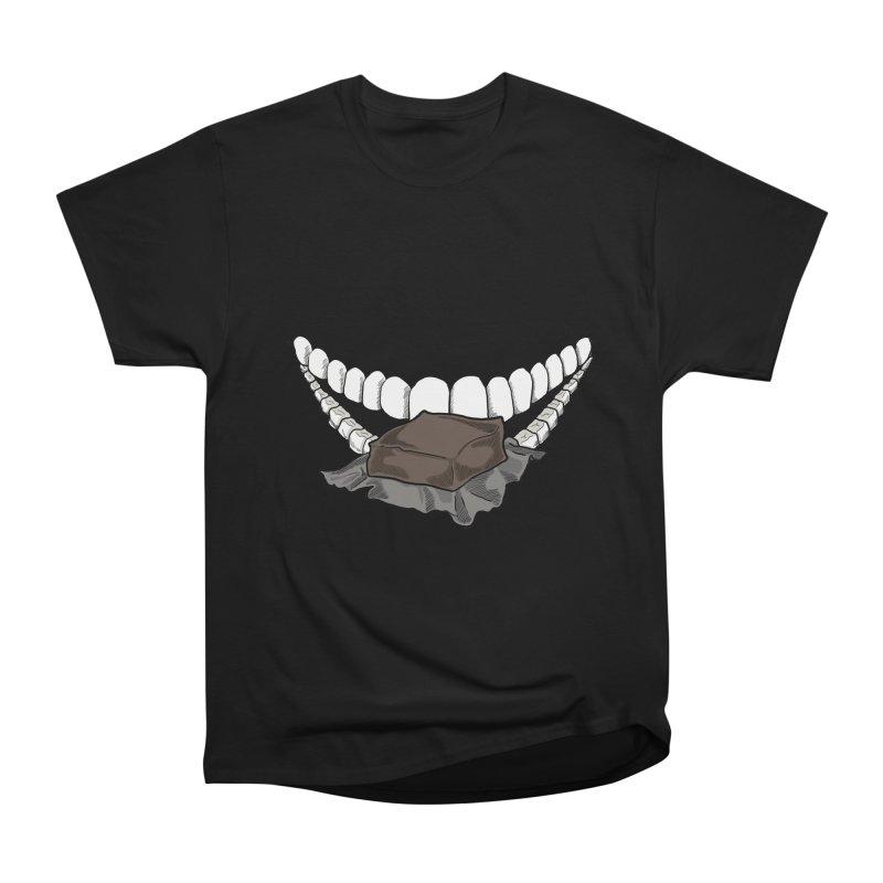 Sweet Eater Men's Heavyweight T-Shirt by JordanaHeney Illustration