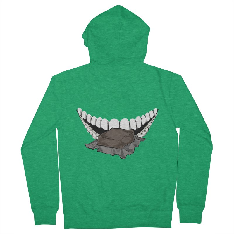 Sweet Eater Women's Zip-Up Hoody by JordanaHeney Illustration