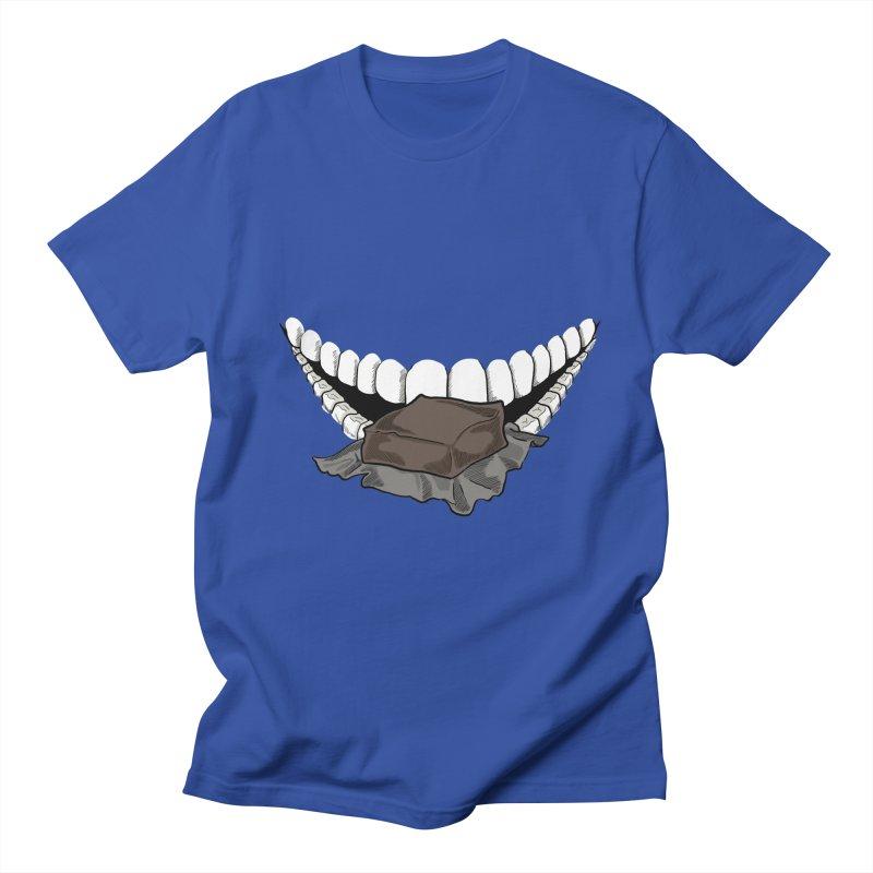 Sweet Eater Men's Regular T-Shirt by JordanaHeney Illustration