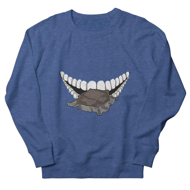 Sweet Eater Men's Sweatshirt by JordanaHeney Illustration