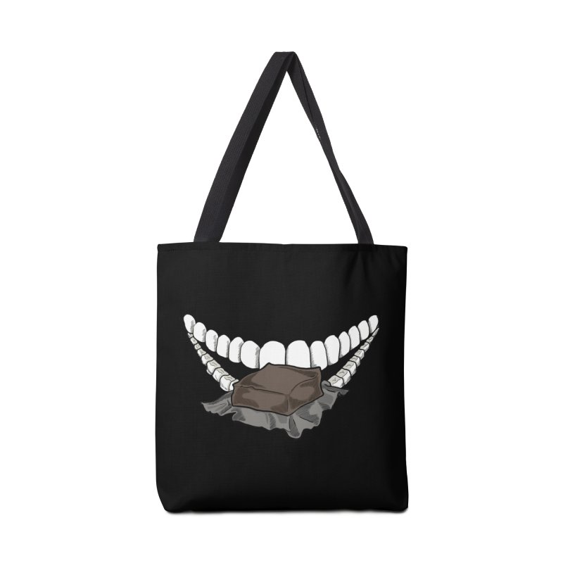 Sweet Eater Accessories Bag by JordanaHeney Illustration