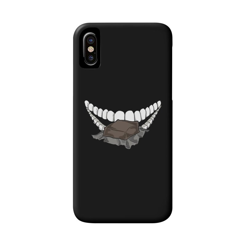 Sweet Eater Accessories Phone Case by JordanaHeney Illustration