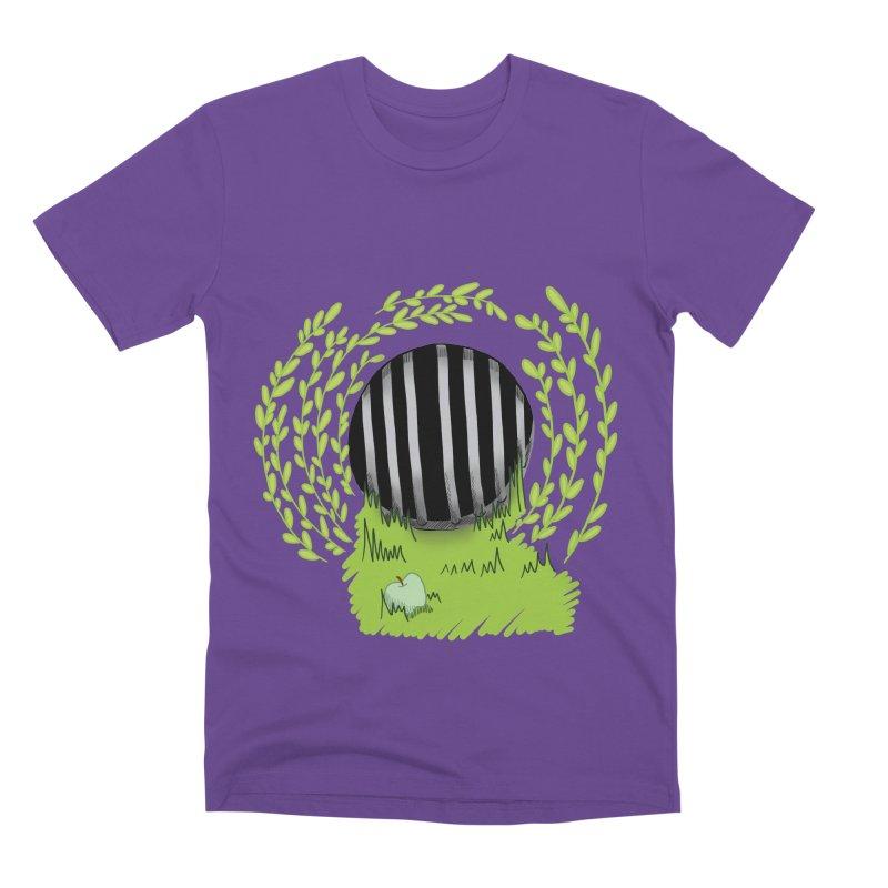 The Gate Men's Premium T-Shirt by JordanaHeney Illustration