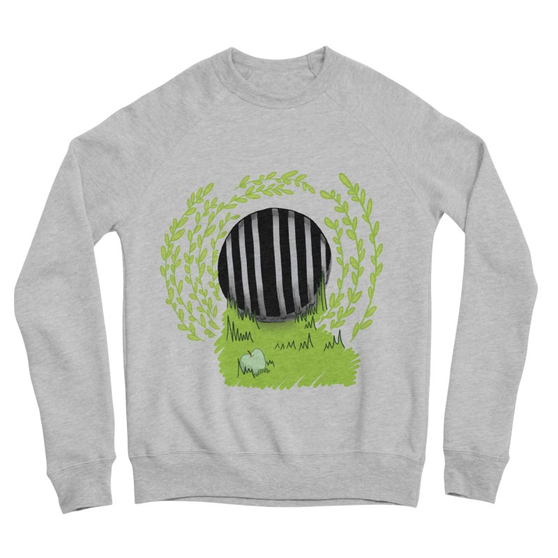 The Gate Women's Sponge Fleece Sweatshirt by JordanaHeney Illustration