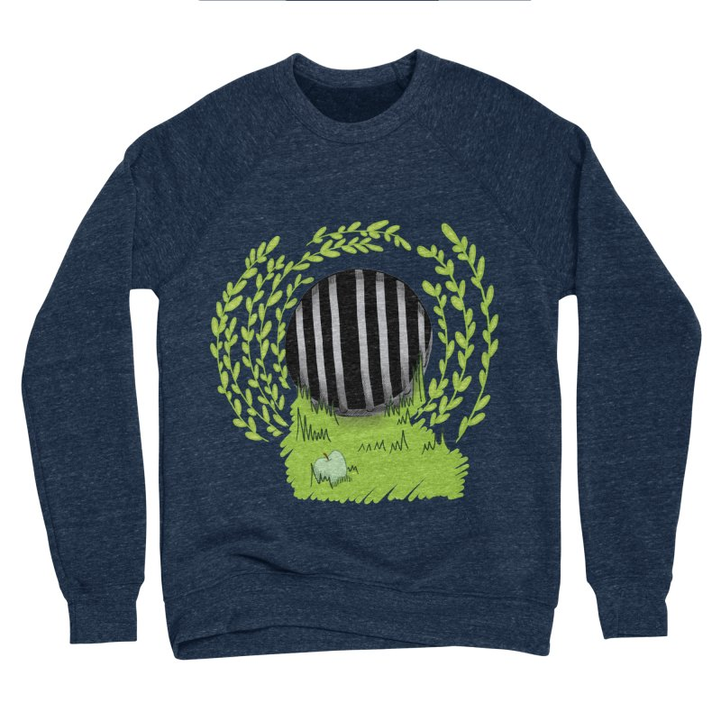 The Gate Women's Sponge Fleece Sweatshirt by JordanaHeney Illustration