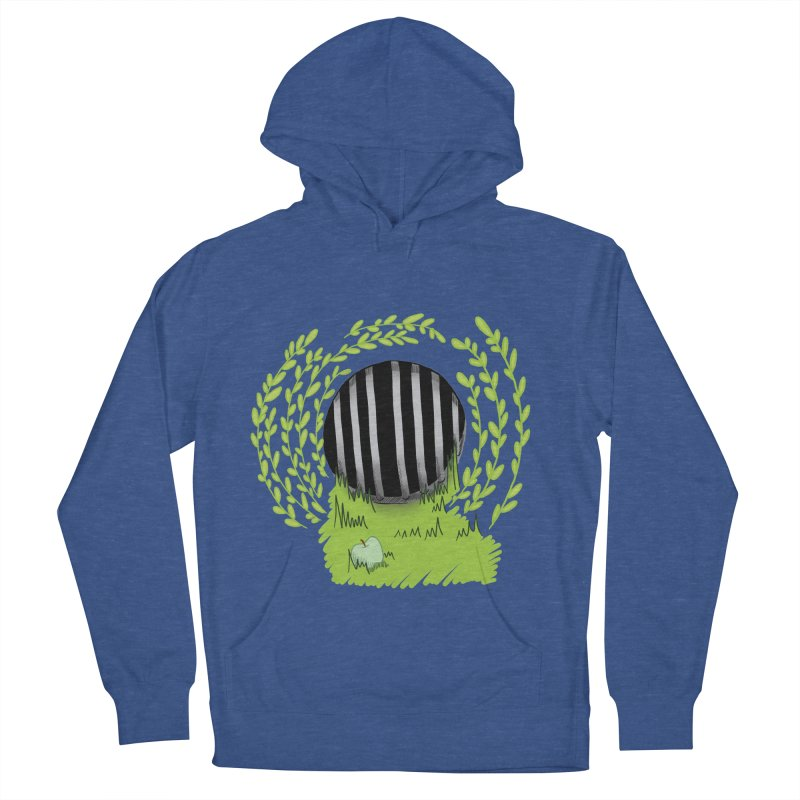 The Gate Women's French Terry Pullover Hoody by JordanaHeney Illustration