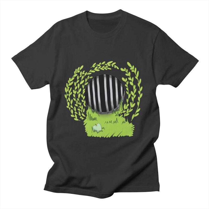 The Gate Women's Regular Unisex T-Shirt by JordanaHeney Illustration