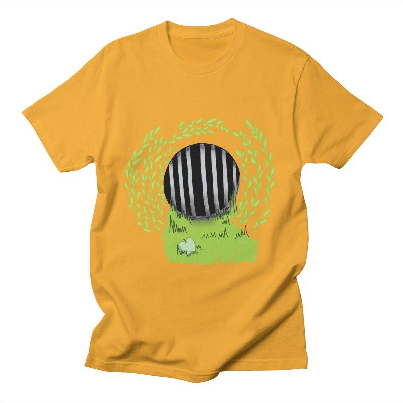 The Gate Men's Regular T-Shirt by JordanaHeney Illustration