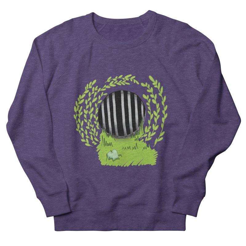 The Gate Women's French Terry Sweatshirt by JordanaHeney Illustration