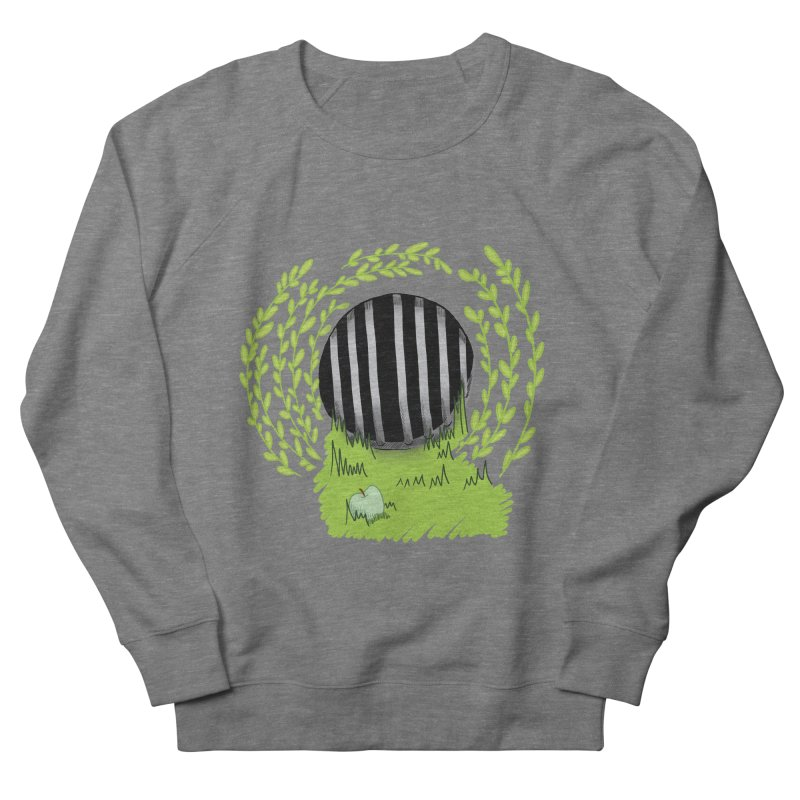 The Gate Men's French Terry Sweatshirt by JordanaHeney Illustration