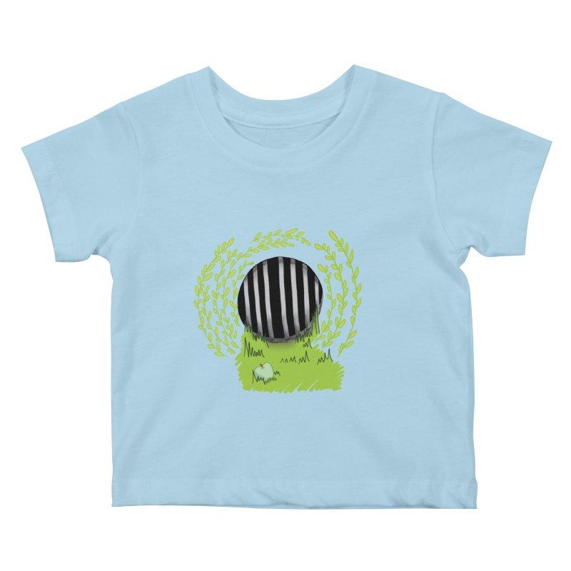 The Gate Kids Baby T-Shirt by JordanaHeney Illustration