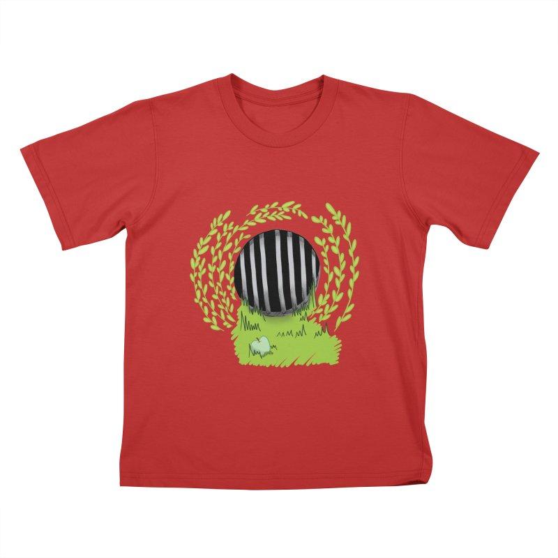 The Gate Kids T-Shirt by JordanaHeney Illustration