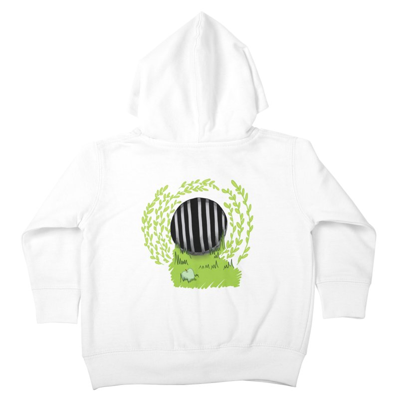 The Gate Kids Toddler Zip-Up Hoody by JordanaHeney Illustration