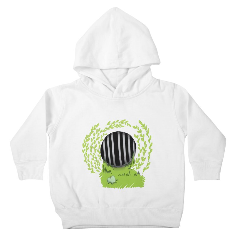 The Gate Kids Toddler Pullover Hoody by JordanaHeney Illustration