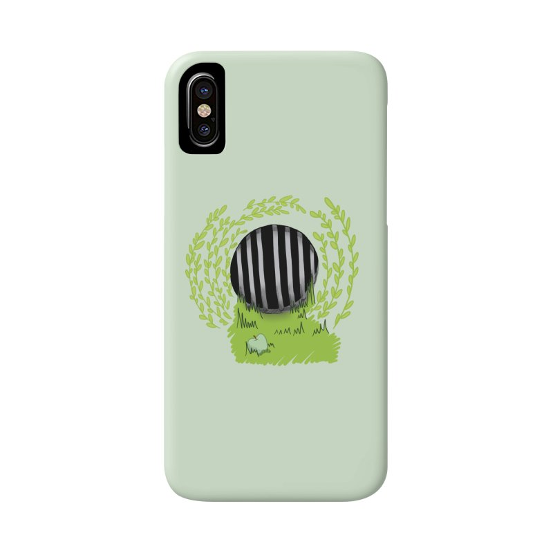 The Gate Accessories Phone Case by JordanaHeney Illustration