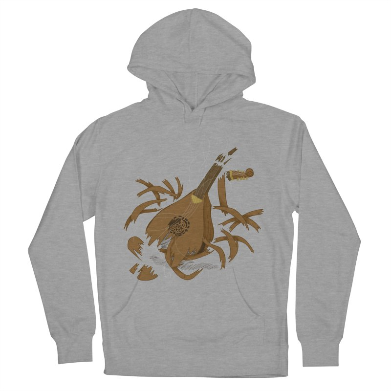 DeLuted Women's Pullover Hoody by JordanaHeney Illustration