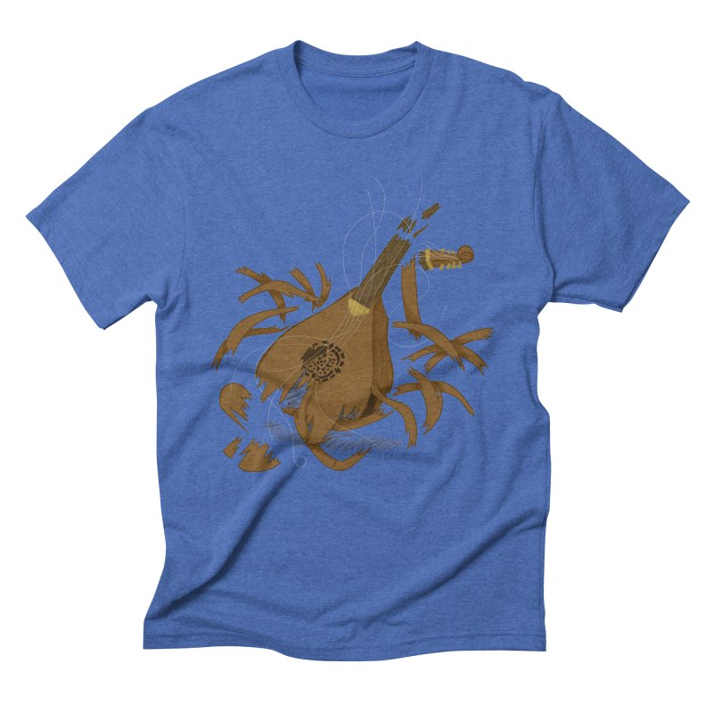 DeLuted Men's T-Shirt by JordanaHeney Illustration