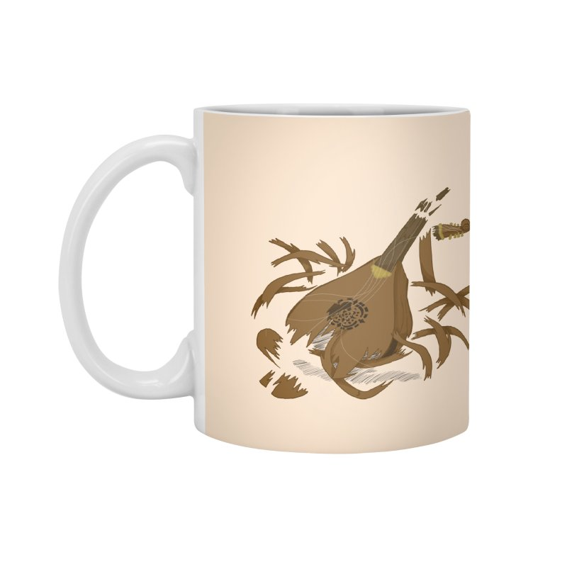DeLuted Accessories Mug by JordanaHeney Illustration