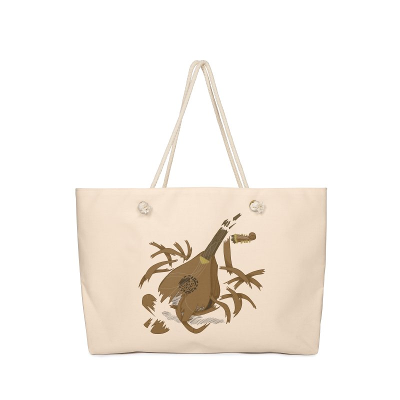 DeLuted Accessories Bag by JordanaHeney Illustration