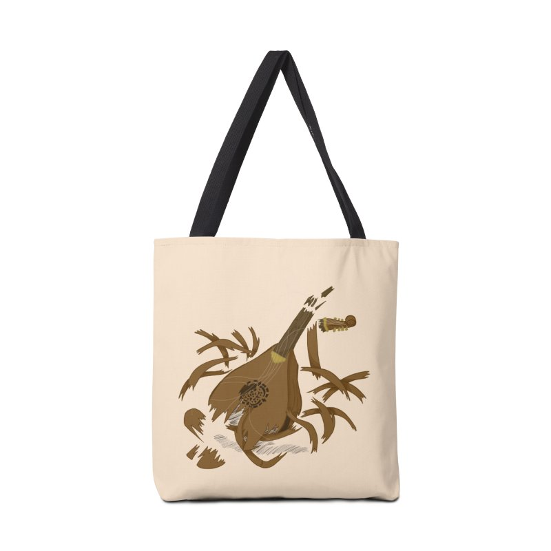 DeLuted Accessories Tote Bag Bag by JordanaHeney Illustration