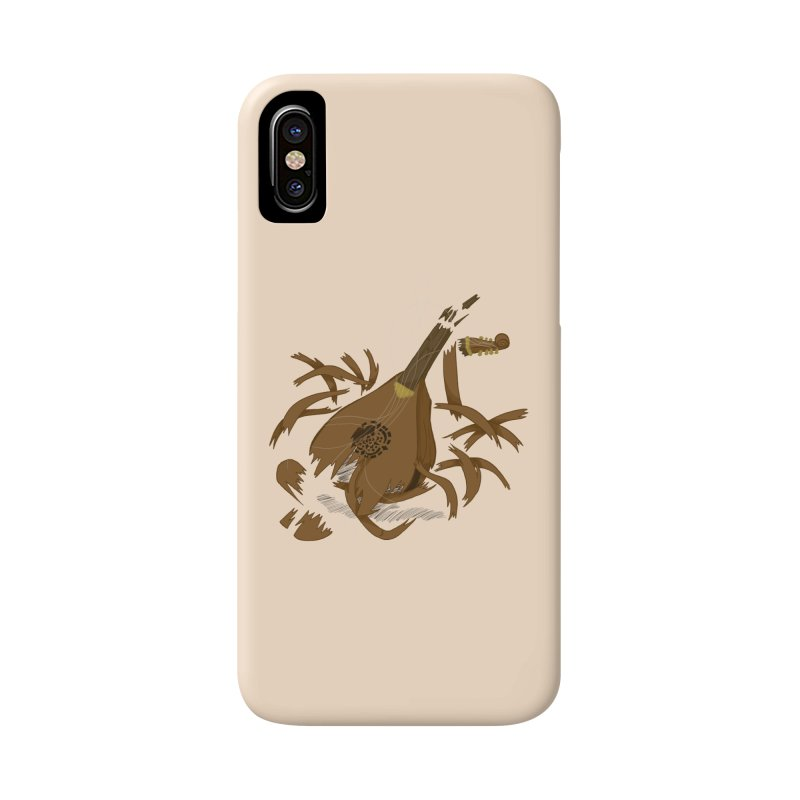 DeLuted Accessories Phone Case by JordanaHeney Illustration