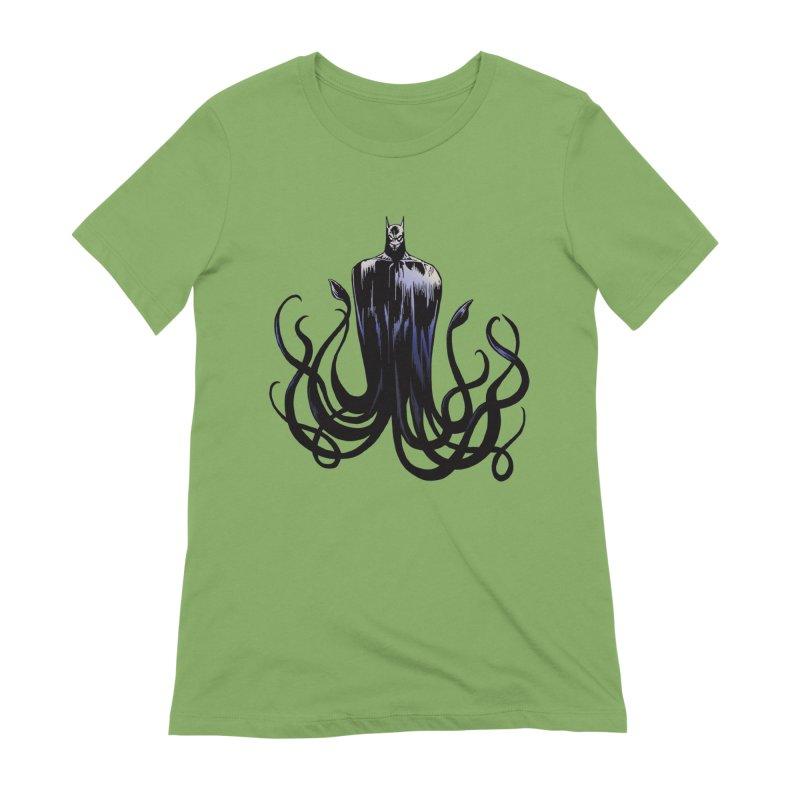 Aquabat Women's T-Shirt by JordanaHeney Illustration