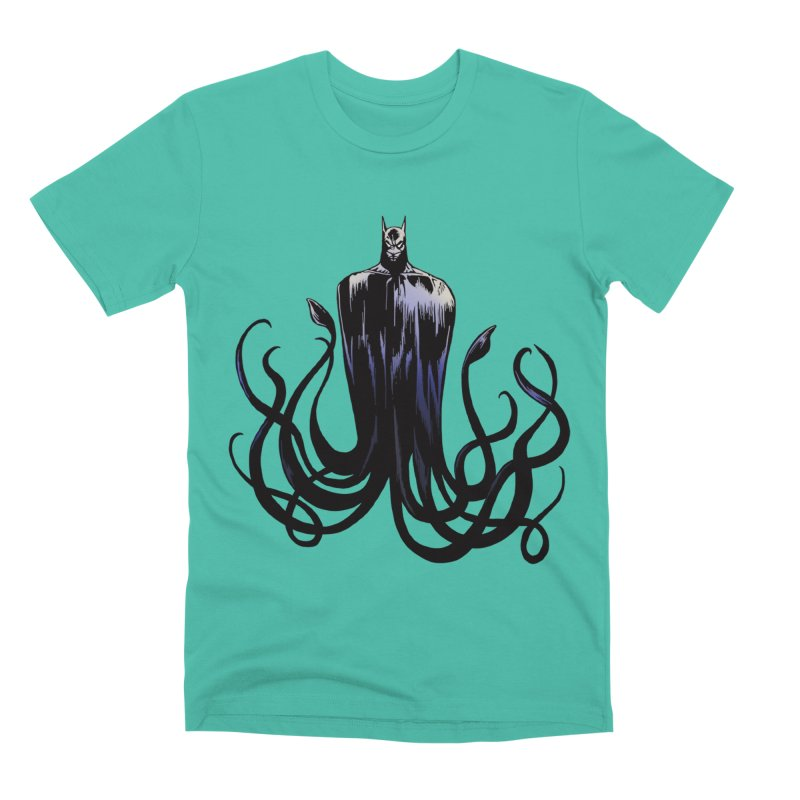 Aquabat Men's Premium T-Shirt by JordanaHeney Illustration