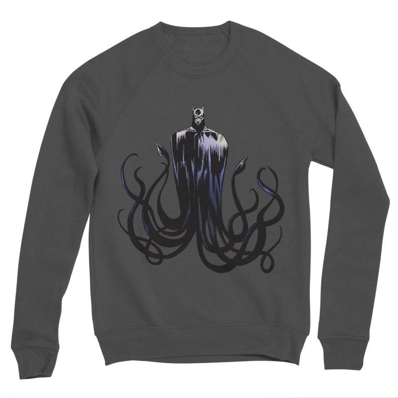 Aquabat Men's Sponge Fleece Sweatshirt by JordanaHeney Illustration
